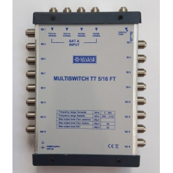 Multiswitch 5/16 Telmor TT-5/16 FT